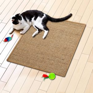 grattoir à chat type tapis